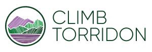 Climb Torridon Logo with Text