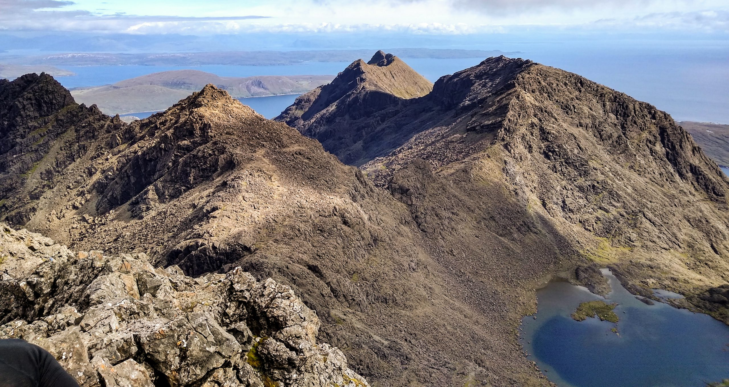 The Southern Cuillin