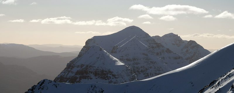 Liathach in Alpine Style Conditions
